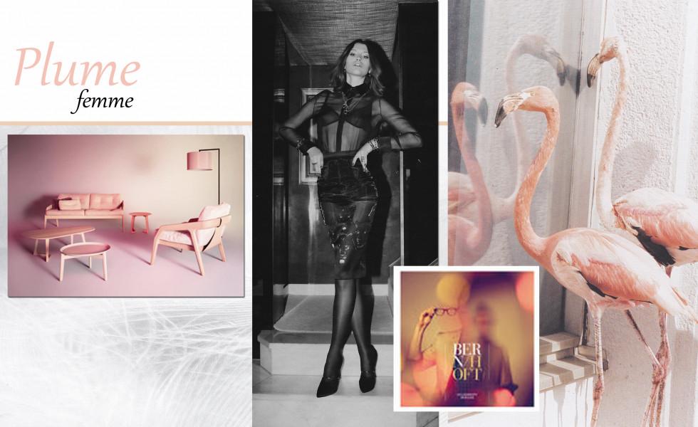 Collection de prêt à porter Femme de la marque Plume par Vanessa Schleimer