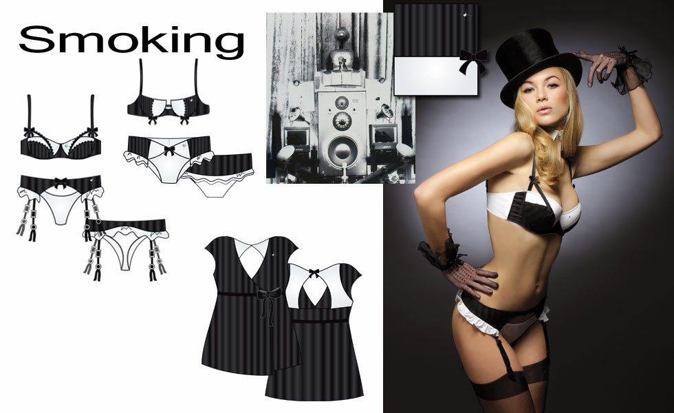Stylisme-Lingerie-Smoking