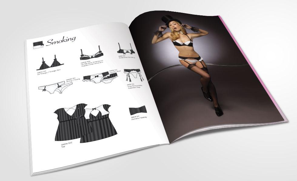 Catalogue Lingerie Hiver 2010