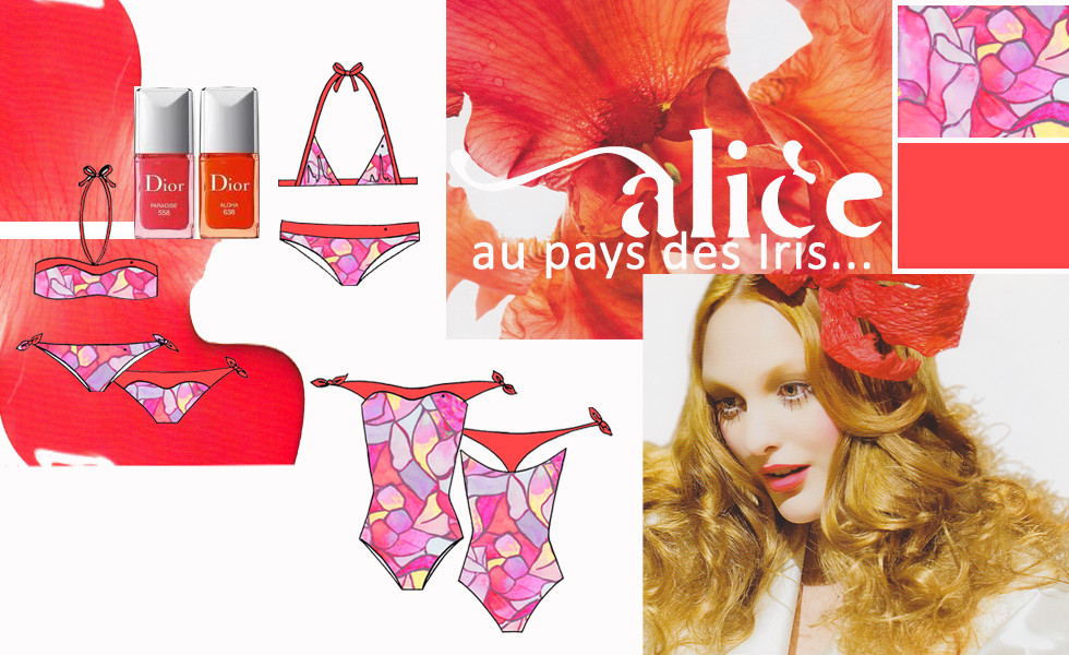 Stylisme Bain Alice