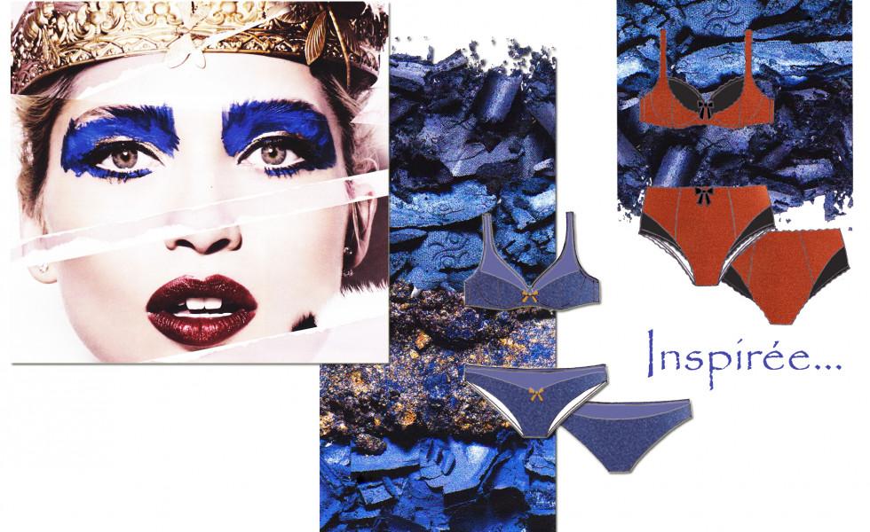 Stylisme – Lingerie – Inspirée