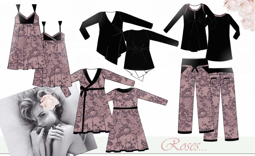 Stylisme-Homewear-Roses 2