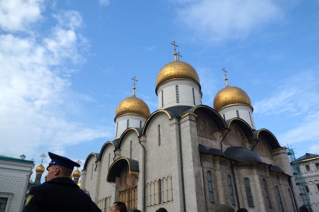 Sublime kremlin
