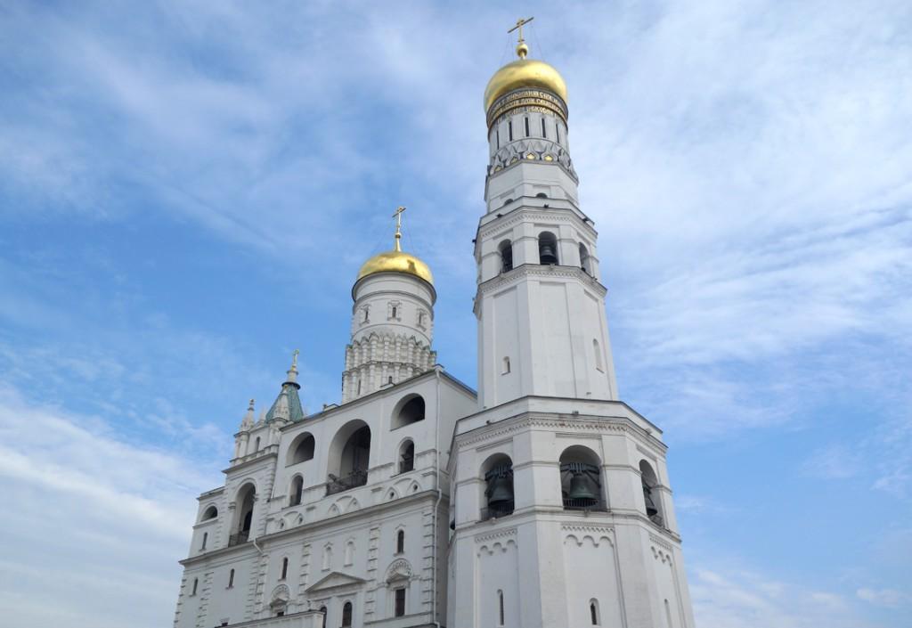 Kremlin in the sky